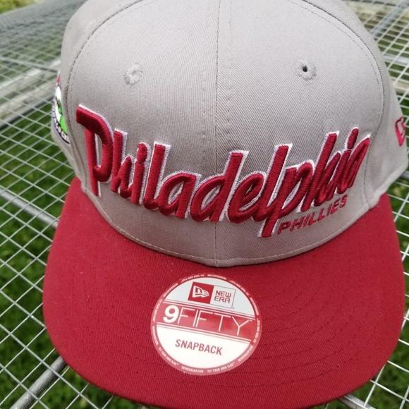 sale retailer 2ee8c 3f6d0 ... canada new era philadelphia phillies snapback hat 238c4 99611
